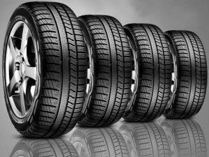 Введена обязательная маркировка шин и автопокрышек